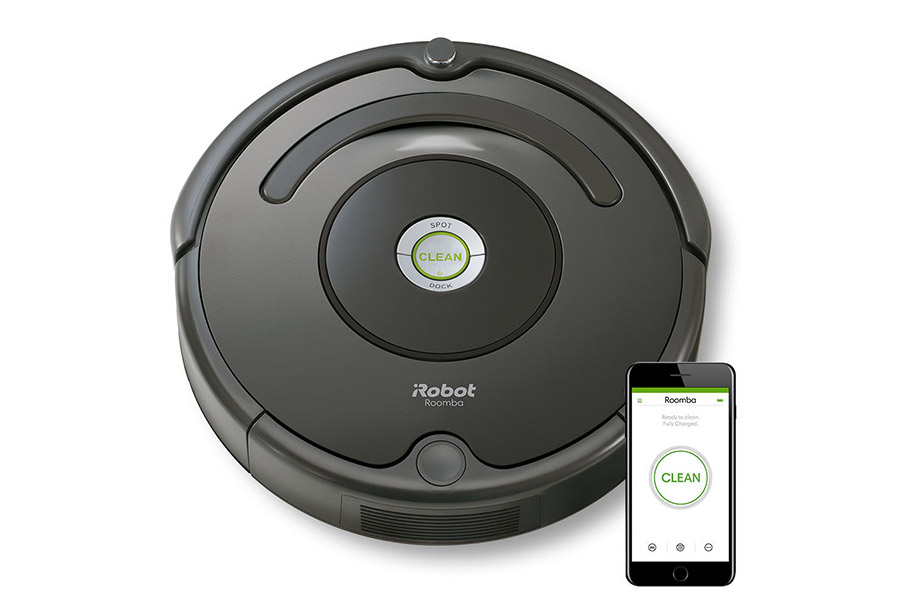 Aspirateur Robot iRobot Roomba® 676