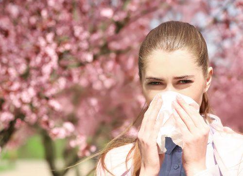 conseils bien être anti-pollen