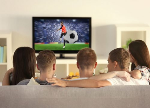 coupe du monde de foot télé