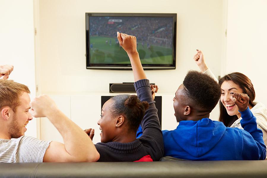 soirée TV coupe du monde foot féminin