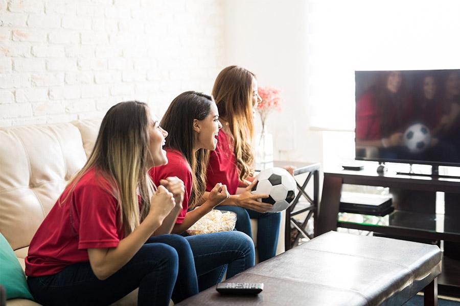 supporter coupe du monde foot feminin
