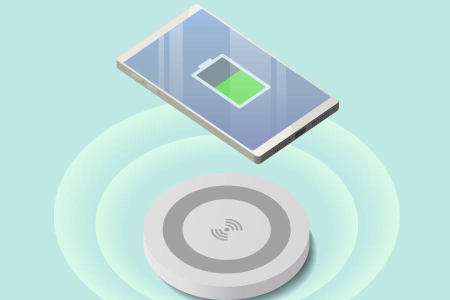technologie recharge sans fil