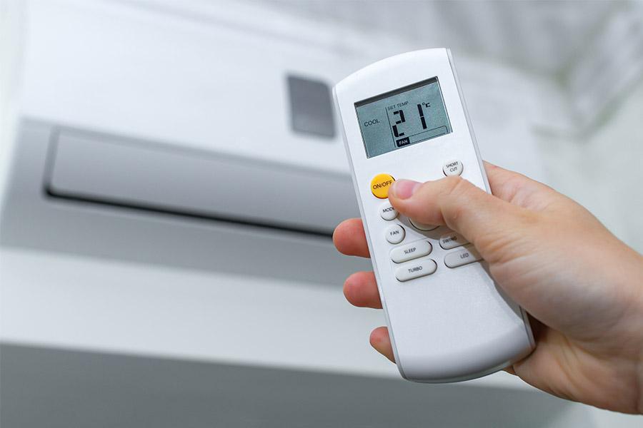 à quelle température mettre le climatiseur