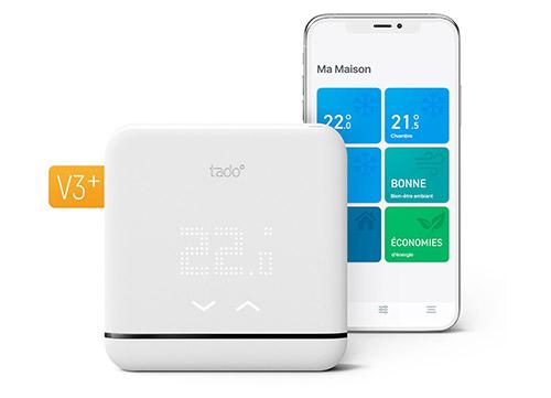 Tado Clim - clim intelligente gérée par smartphone