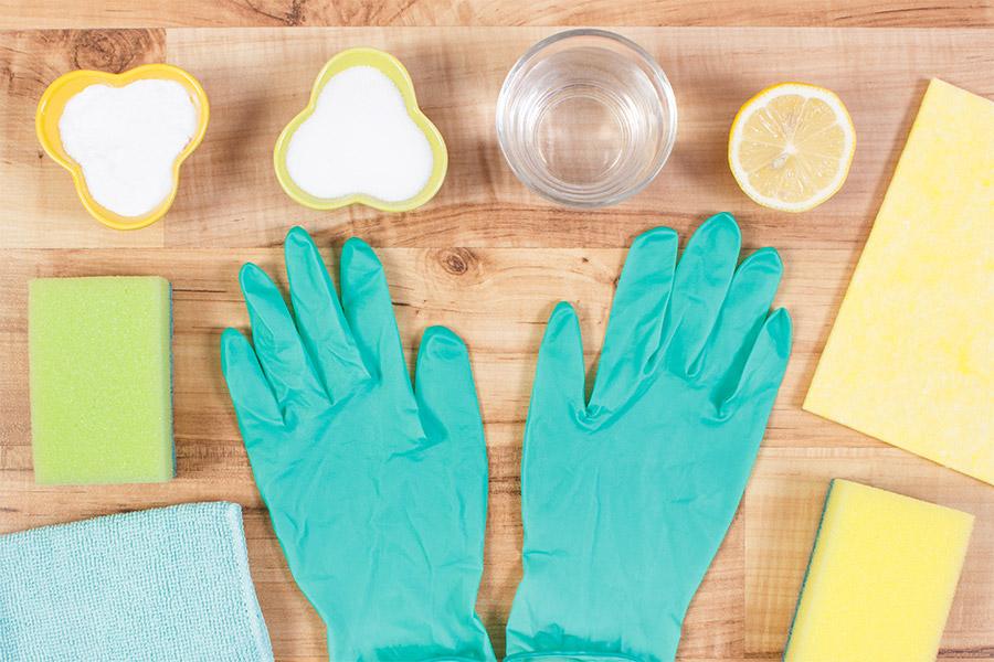 produit d'entretien naturel pour maison