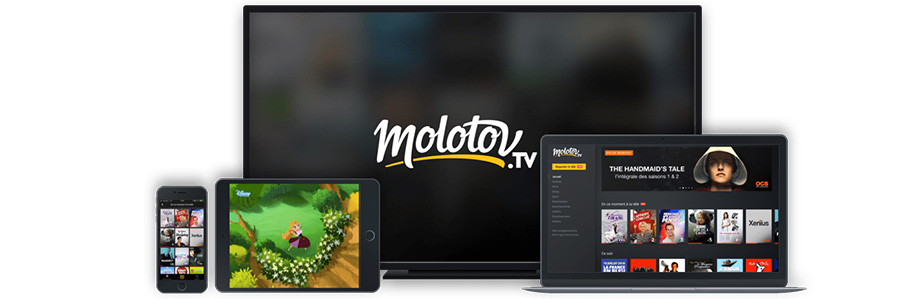regarder tv sur application molotov tv