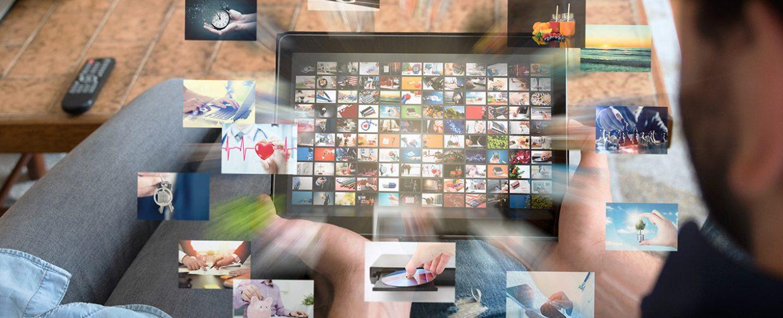 regarder tv sur tablette
