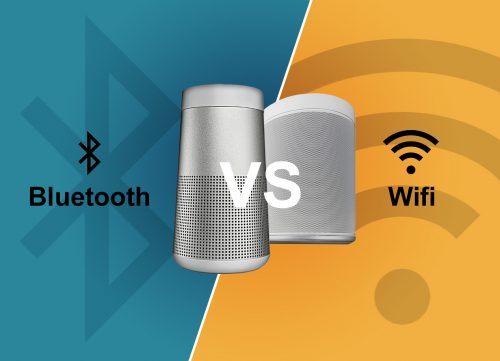 enceinte wifi vs enceinte bluetooth