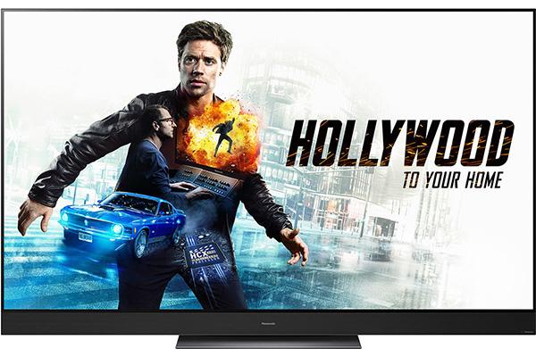 tv oled panasonic hollywood 2019