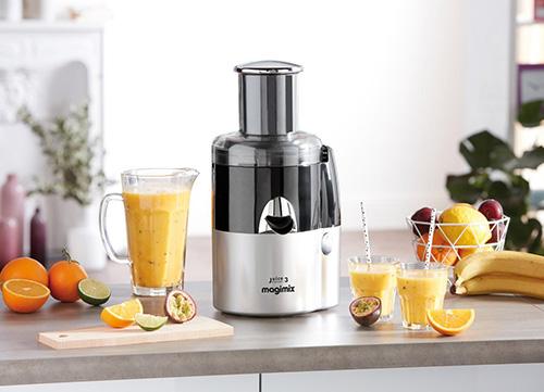 extracteur de jus pour préserver vitamines fruits