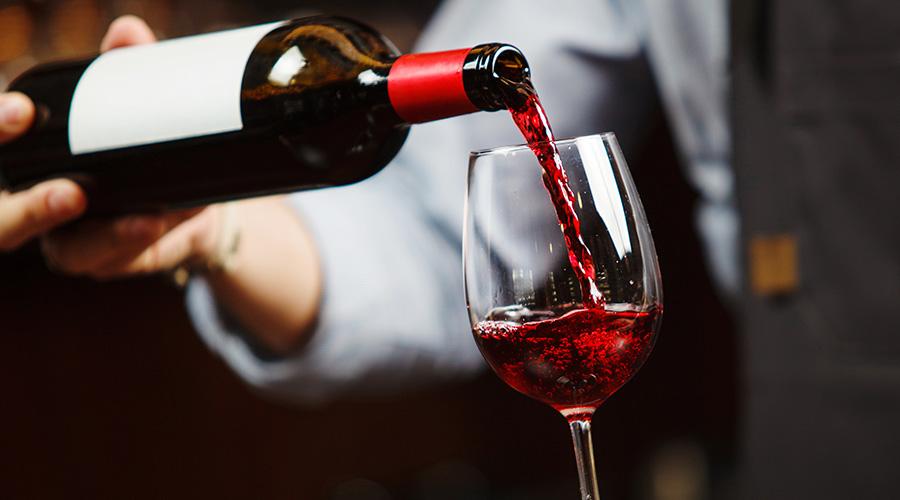 servir son vin rouge à bonne température
