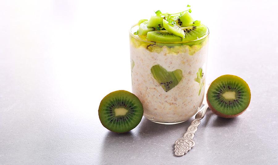 yaourt vitamines matin