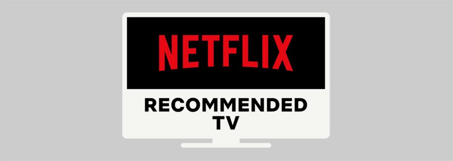 logo televiseur recommandé par netflix