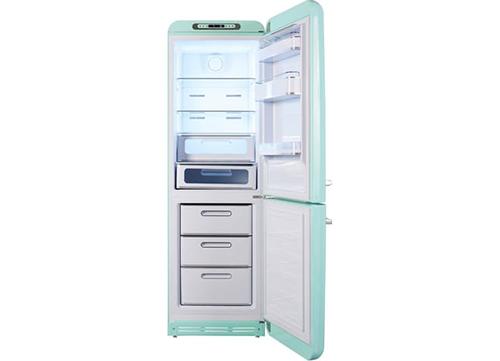 frigo froid brassé et congelateur no frost