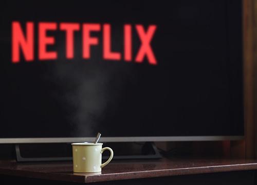 televiseur pour regarder netflix