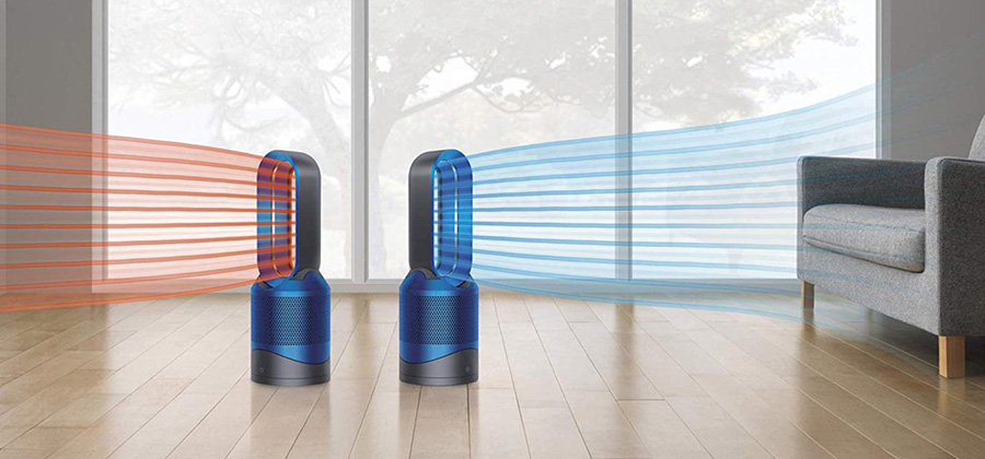 dyson pure hot cool innovation
