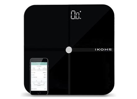 Pèse personne connecté Smart Wellness
