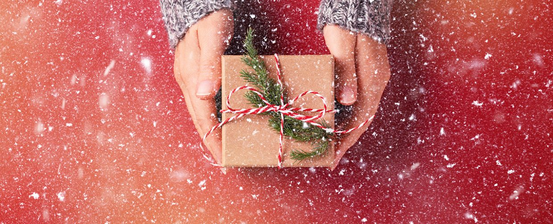 offrir un cadeau de noel