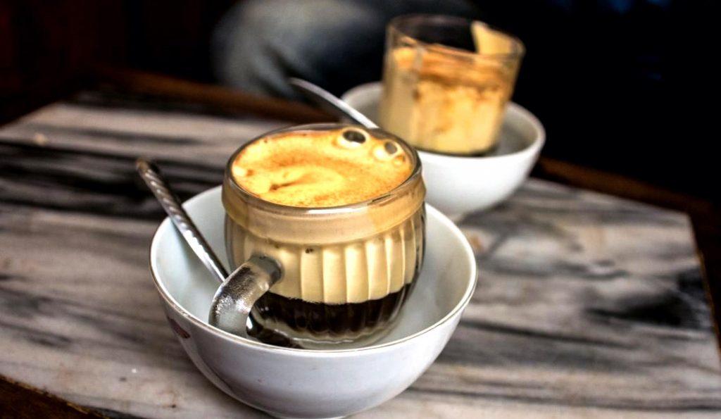 café cambodgien