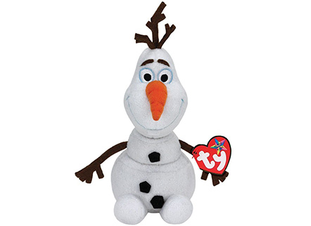 Peluche musicale Olaf 20 cm Ty