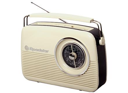 Radio FM vintage Roadstar TRA-1957N/CR
