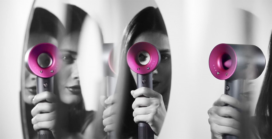 serche cheveux supersonic innovation dyson