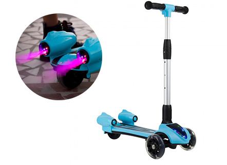 Trotinette futuriste enfant Mr Space 3 roues