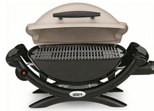 barbecue weber gaz Q1000