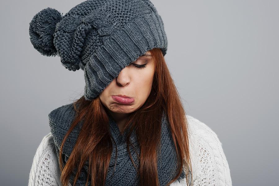 déprime hivernale