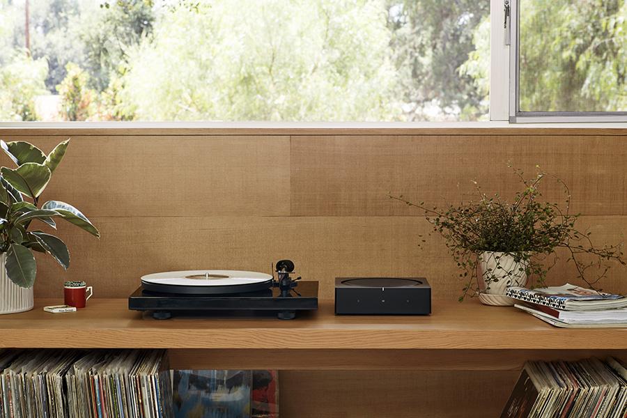 sonos amp et écoute vinyle