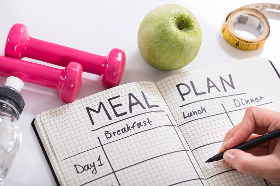 journal alimentation régime
