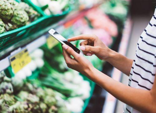 app mobile pour mieux manger