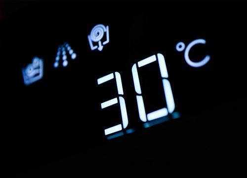 lavage à 30°C en machine