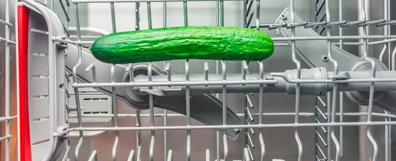 légume dans lave vaisselle