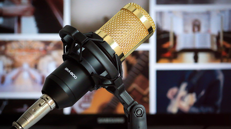 micro pour enregistrer podcast