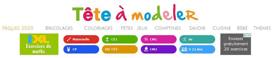 site coloriage et bricolage pour enfant