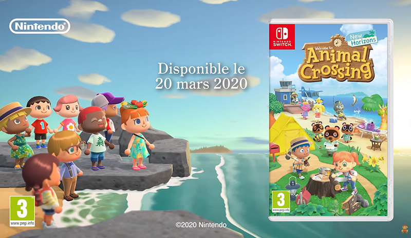 animal crossing jeu video