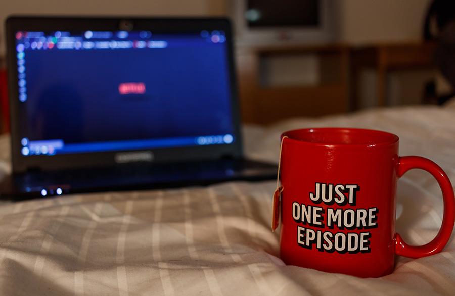 tasse encore un épisode série tv