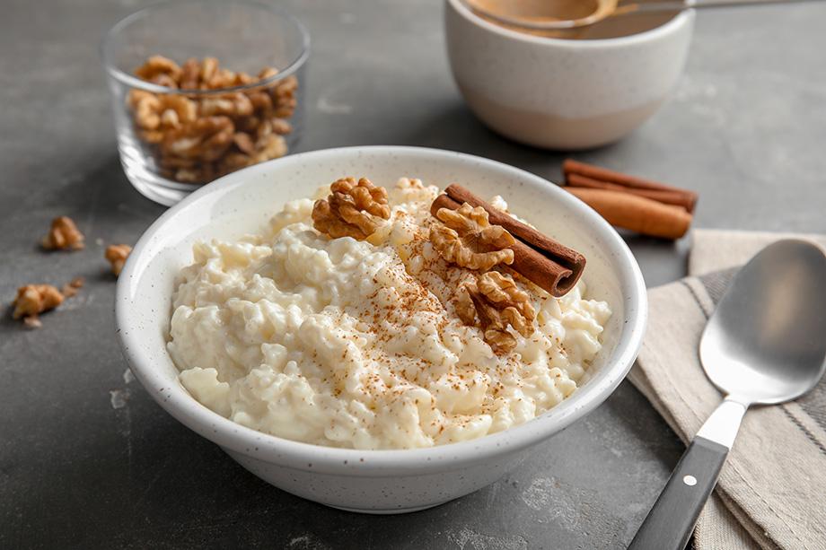 riz au lait au micro onde