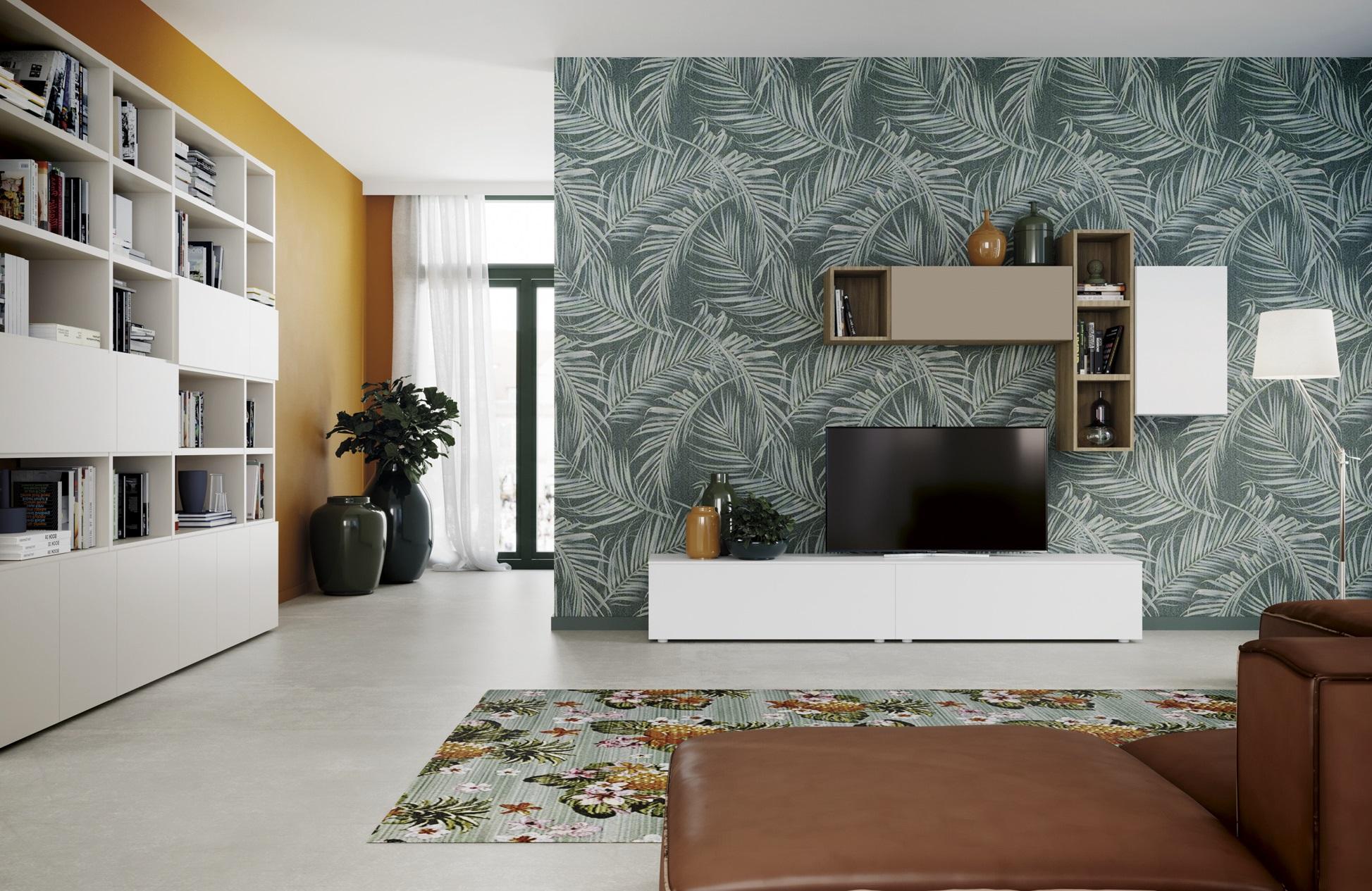 papier peint casa moderna