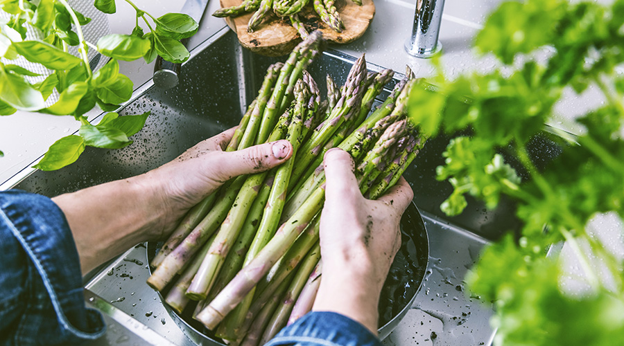 anti gaspillage alimentaire asperges