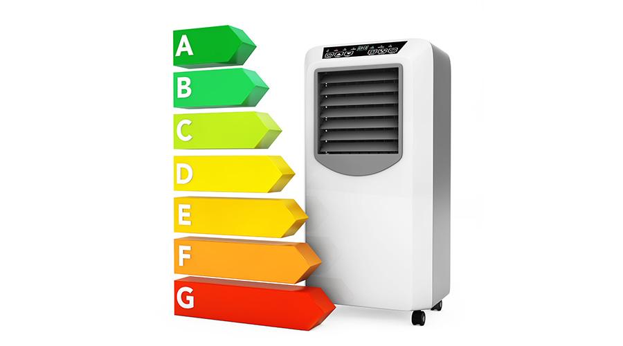 climatiseur mobile classe énergétique