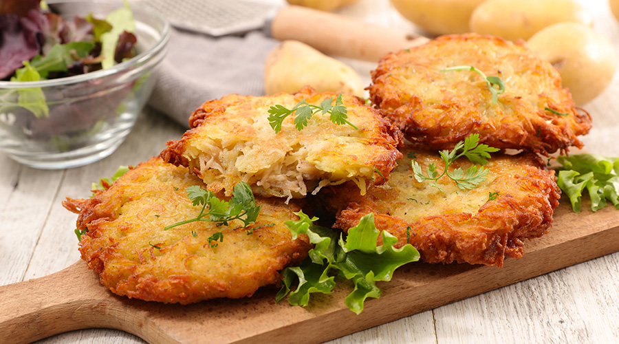 recette rosti patate