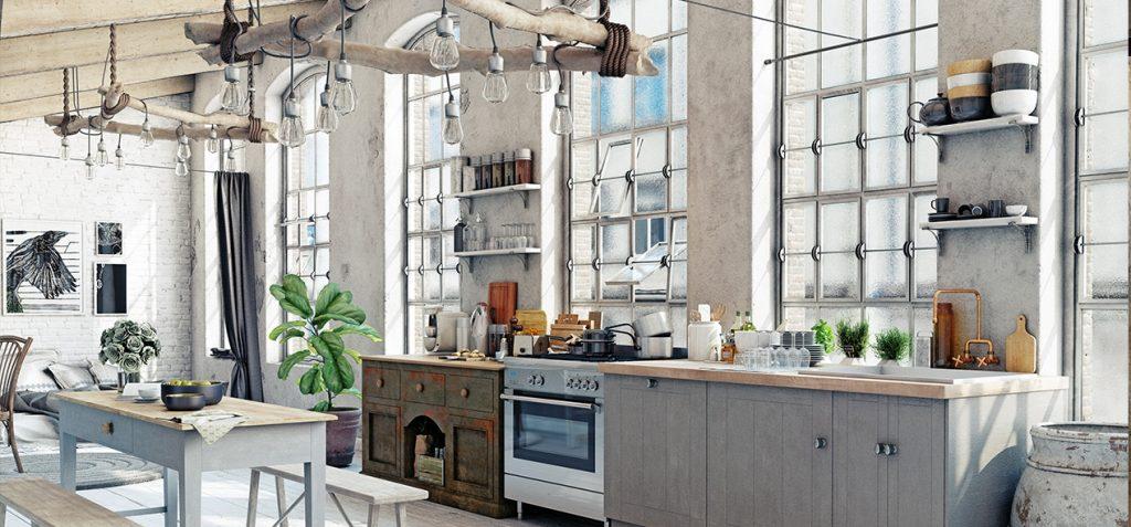 cuisine-avec-verriere-industrielle-blanche-design-vintage-ubaldi