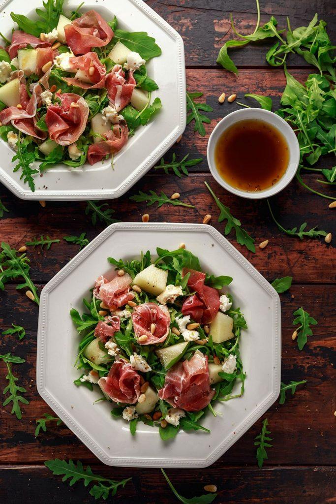 salade-melon-jambon-sec-mozzarella
